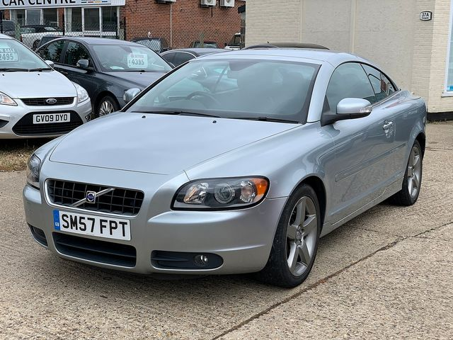 VOLVO C70 2.4i Sport (2007) for sale  in Peterborough, Cambridgeshire | Autobay Cars - Picture 41