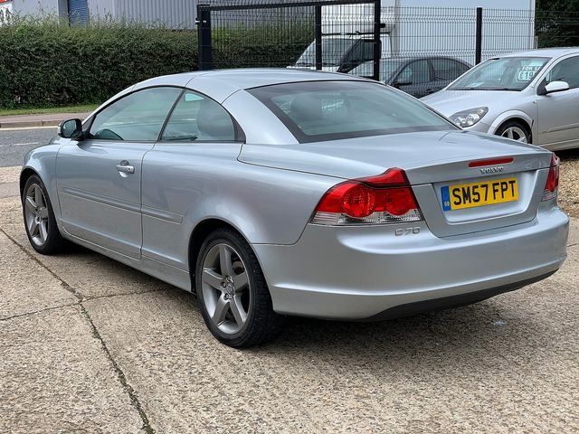 VOLVO C70 2.4i Sport (2007) for sale  in Peterborough, Cambridgeshire | Autobay Cars - Picture 42