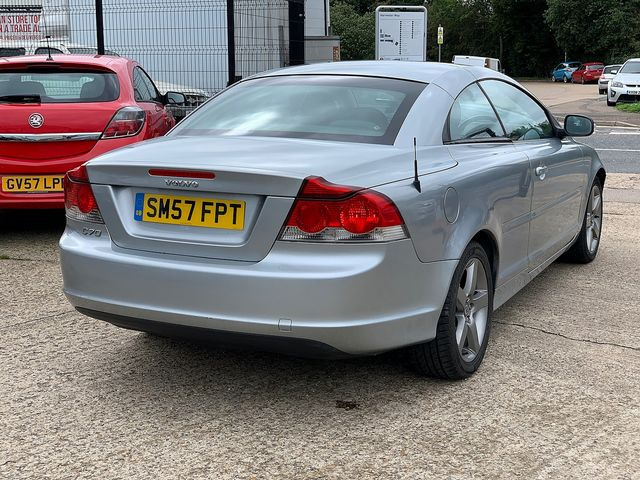 VOLVO C70 2.4i Sport (2007) for sale  in Peterborough, Cambridgeshire | Autobay Cars - Picture 43