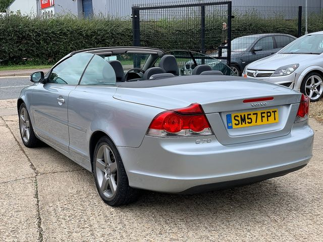 VOLVO C70 2.4i Sport (2007) for sale  in Peterborough, Cambridgeshire | Autobay Cars - Picture 4