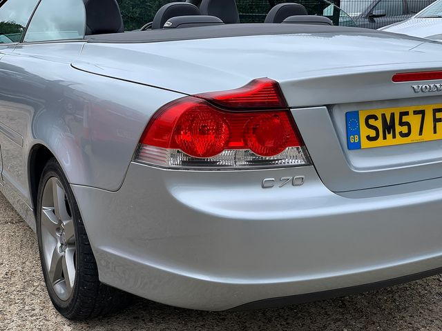 VOLVO C70 2.4i Sport (2007) for sale  in Peterborough, Cambridgeshire | Autobay Cars - Picture 5