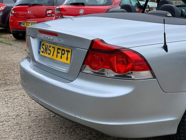 VOLVO C70 2.4i Sport (2007) for sale  in Peterborough, Cambridgeshire | Autobay Cars - Picture 6