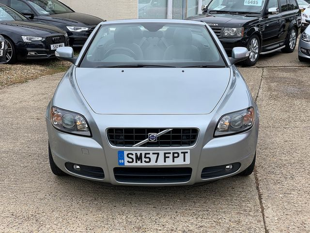 VOLVO C70 2.4i Sport (2007) for sale  in Peterborough, Cambridgeshire | Autobay Cars - Picture 9