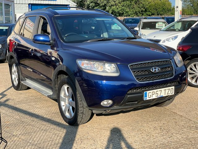HYUNDAI Santa Fe 2.2 CRTD CDX 7 Seat (2008) for sale  in Peterborough, Cambridgeshire | Autobay Cars - Picture 2