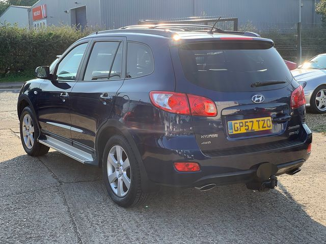 HYUNDAI Santa Fe 2.2 CRTD CDX 7 Seat (2008) for sale  in Peterborough, Cambridgeshire | Autobay Cars - Picture 4