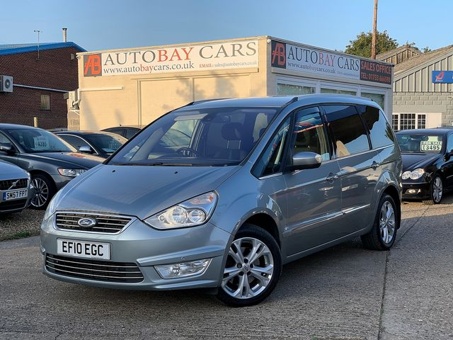 FORD Galaxy Ghia 2.0TDCi 140 PS Auto (2010) for sale  in Peterborough, Cambridgeshire | Autobay Cars - Picture 1