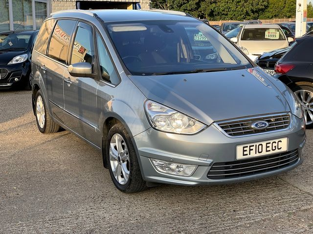FORD Galaxy Ghia 2.0TDCi 140 PS Auto (2010) for sale  in Peterborough, Cambridgeshire | Autobay Cars - Picture 2