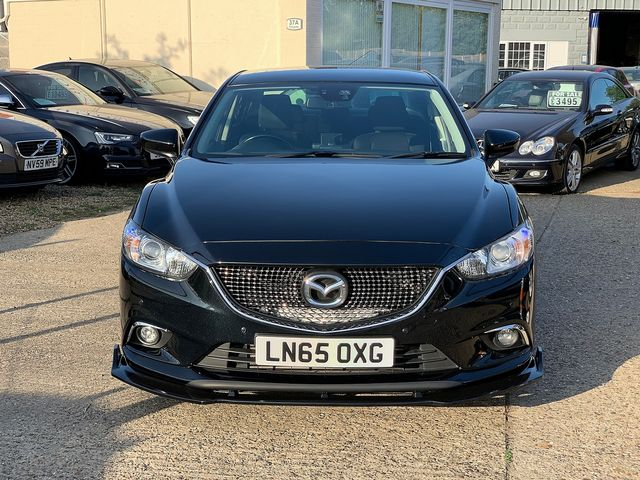 MAZDA Mazda6 2.2 150 SE-L Nav (2015) for sale  in Peterborough, Cambridgeshire | Autobay Cars - Picture 10