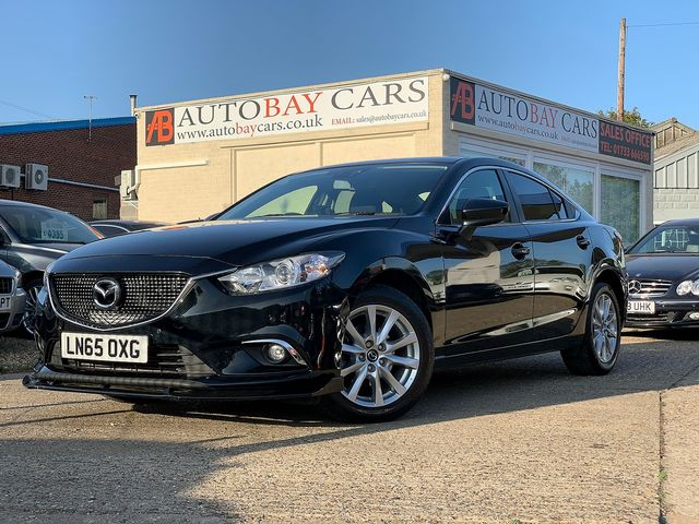MAZDA Mazda6 2.2 150 SE-L Nav (2015) for sale  in Peterborough, Cambridgeshire | Autobay Cars - Picture 1