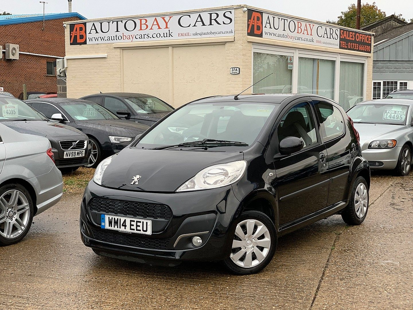 PEUGEOT107Active 1.0 for sale