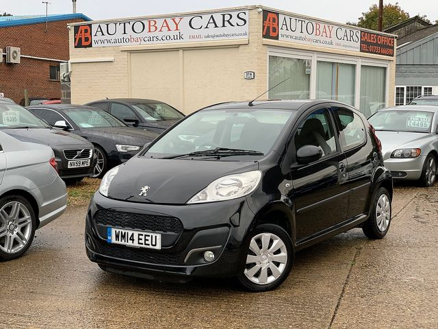 PEUGEOT 107 Active 1.0 (2014) for sale  in Peterborough, Cambridgeshire | Autobay Cars - Picture 1