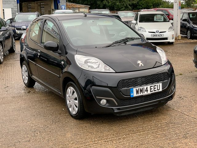 PEUGEOT 107 Active 1.0 (2014) for sale  in Peterborough, Cambridgeshire | Autobay Cars - Picture 2