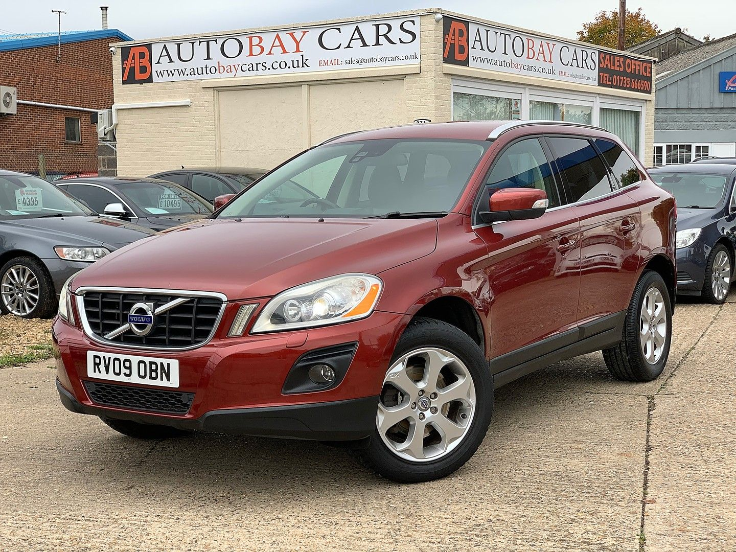 VOLVOXC60D5 AWD (205 bhp) SE Lux for sale