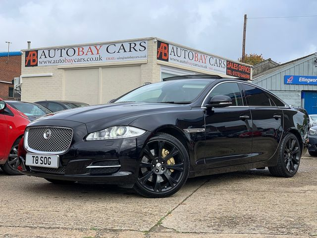 JAGUAR XJ Portfolio 3.0 V6 Diesel (2013) for sale  in Peterborough, Cambridgeshire | Autobay Cars - Picture 17