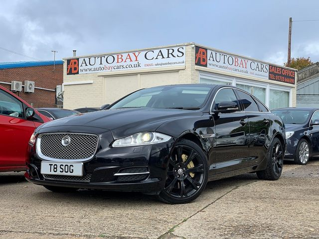JAGUAR XJ Portfolio 3.0 V6 Diesel (2013) for sale  in Peterborough, Cambridgeshire | Autobay Cars - Picture 1