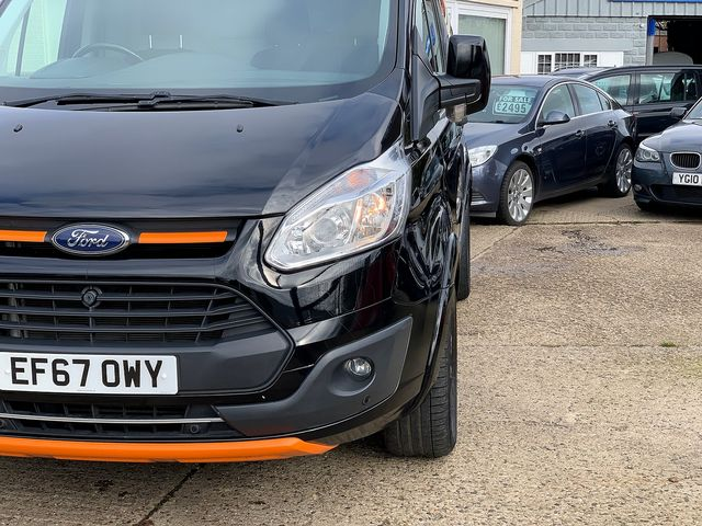FORD Transit Custom 2.0TD 130PS 290 Trend FWD L1 (2017) for sale  in Peterborough, Cambridgeshire | Autobay Cars - Picture 10