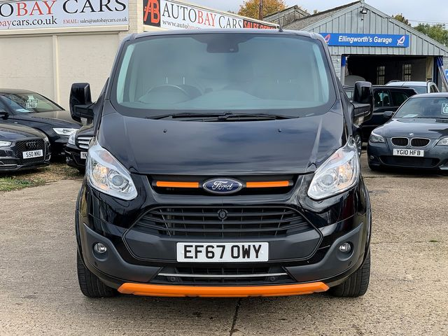 FORD Transit Custom 2.0TD 130PS 290 Trend FWD L1 (2017) for sale  in Peterborough, Cambridgeshire | Autobay Cars - Picture 11