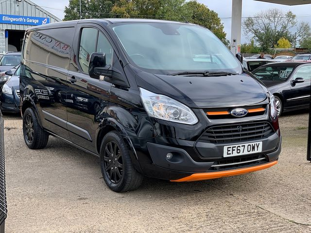 FORD Transit Custom 2.0TD 130PS 290 Trend FWD L1 (2017) for sale  in Peterborough, Cambridgeshire | Autobay Cars - Picture 2