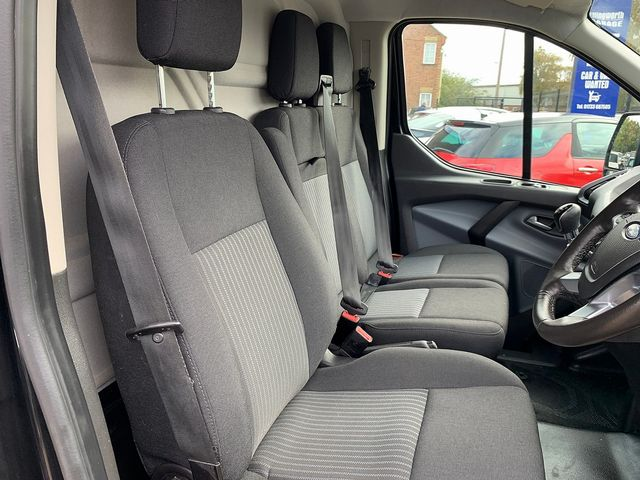 FORD Transit Custom 2.0TD 130PS 290 Trend FWD L1 (2017) for sale  in Peterborough, Cambridgeshire | Autobay Cars - Picture 37