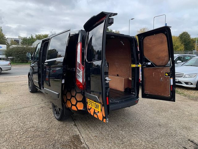 FORD Transit Custom 2.0TD 130PS 290 Trend FWD L1 (2017) for sale  in Peterborough, Cambridgeshire | Autobay Cars - Picture 41