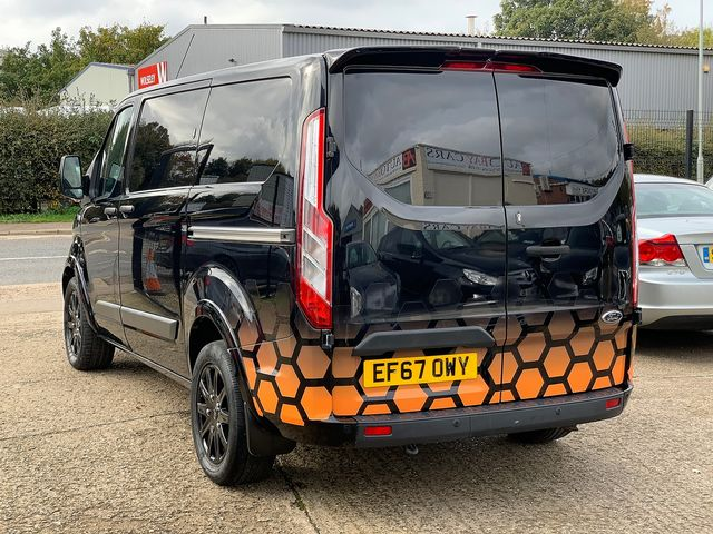 FORD Transit Custom 2.0TD 130PS 290 Trend FWD L1 (2017) for sale  in Peterborough, Cambridgeshire | Autobay Cars - Picture 4