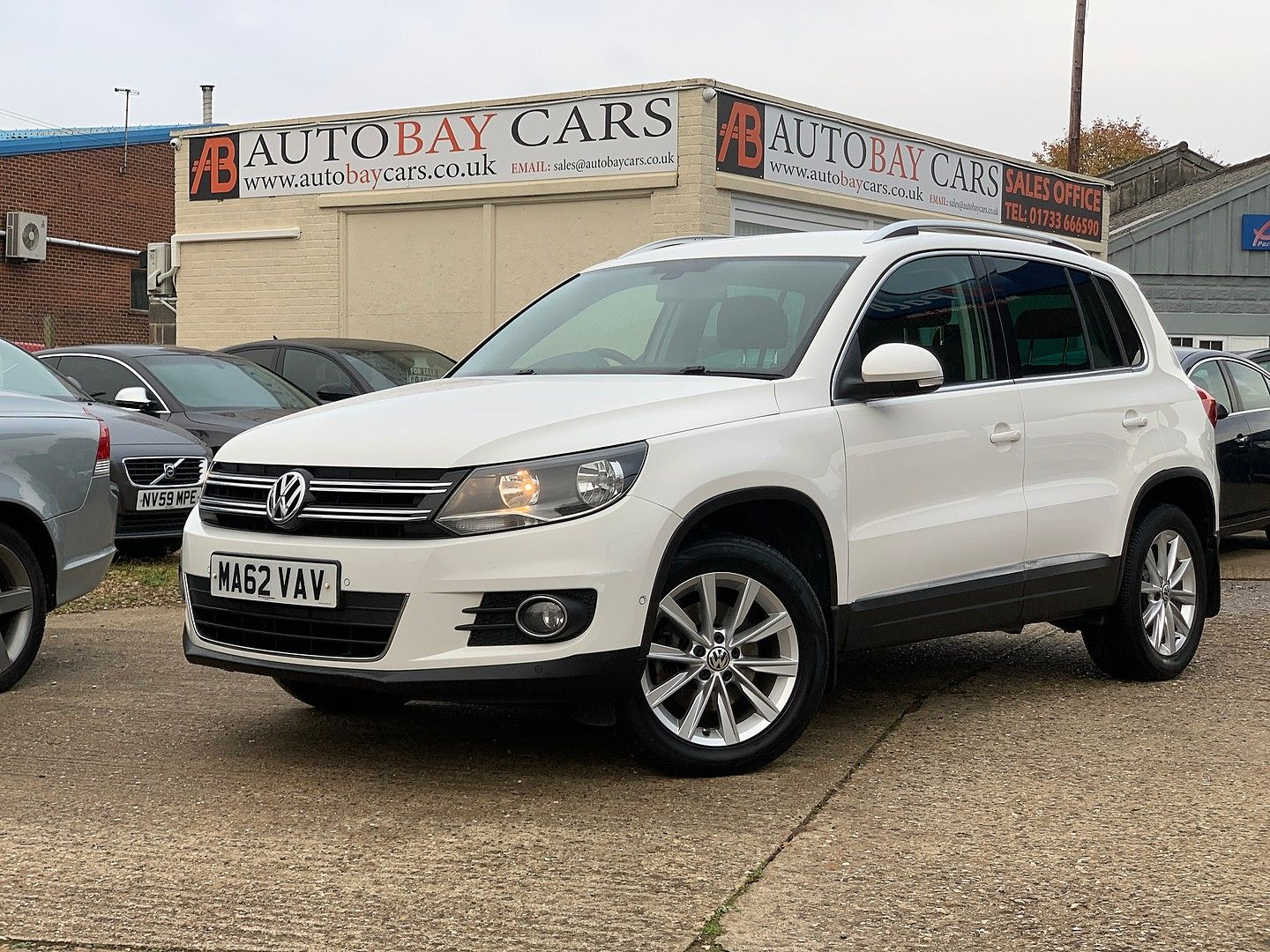 VOLKSWAGENTiguanSE TDI 4MOTION BlueMotion 2.0 140 PS for sale