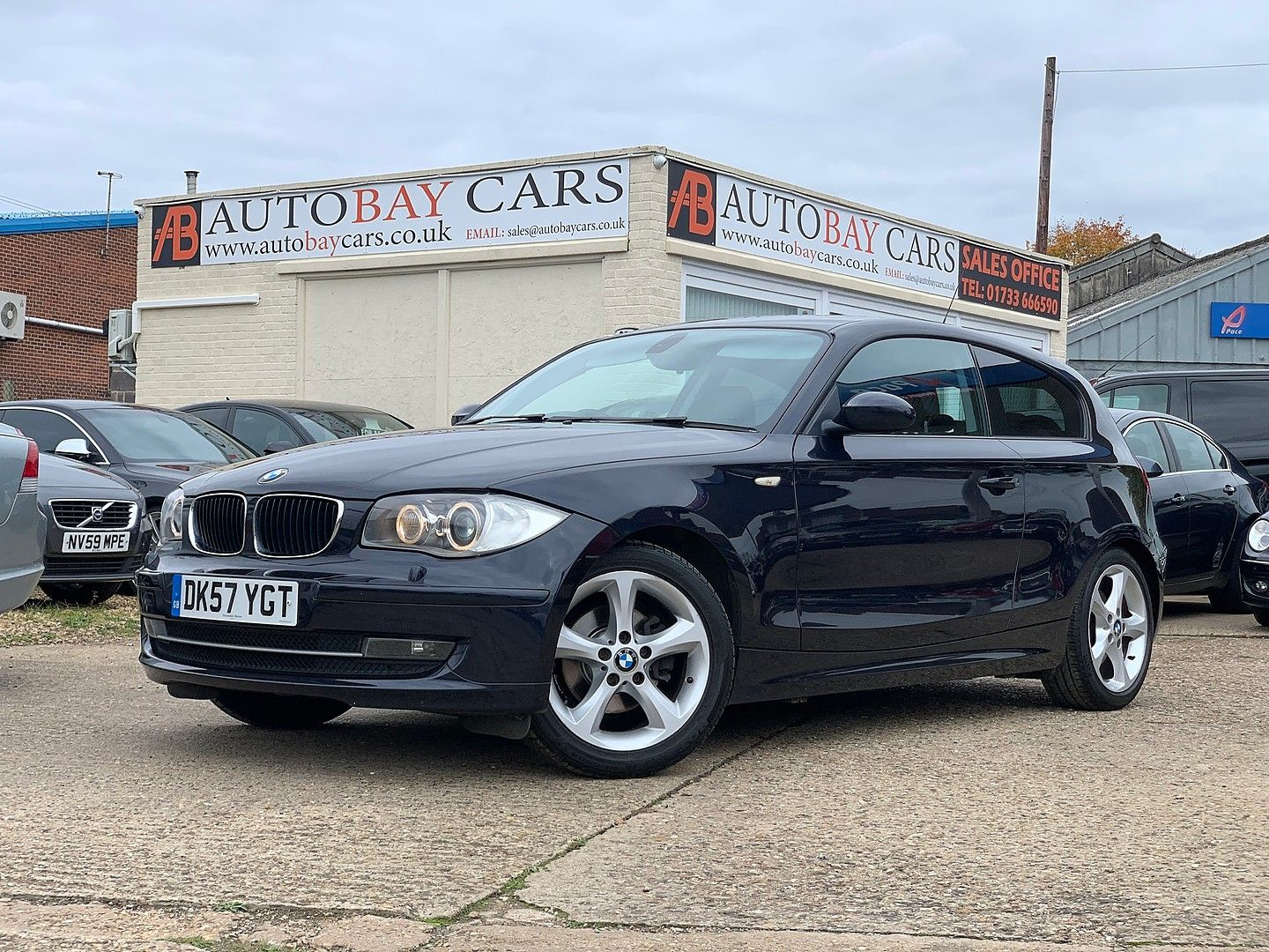 BMW1 Series118d SE for sale
