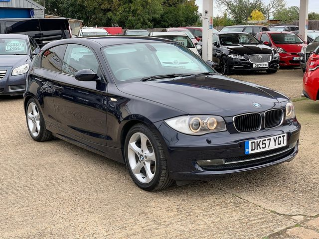 BMW 1 Series 118d SE (2007) for sale  in Peterborough, Cambridgeshire | Autobay Cars - Picture 2