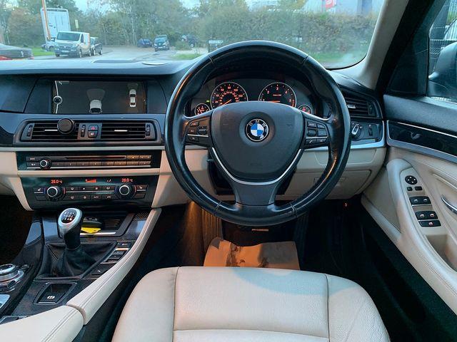 BMW 5 Series 520d EfficientDynamics (2012) for sale  in Peterborough, Cambridgeshire   Autobay Cars - Picture 20