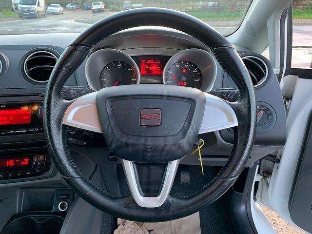 SEAT Ibiza SC 1.2 TDI CR 75PS Ecomotive SE Copa (2011) for sale  in Peterborough, Cambridgeshire | Autobay Cars - Picture 19
