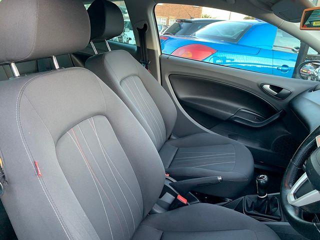 SEAT Ibiza SC 1.2 TDI CR 75PS Ecomotive SE Copa (2011) for sale  in Peterborough, Cambridgeshire | Autobay Cars - Picture 34