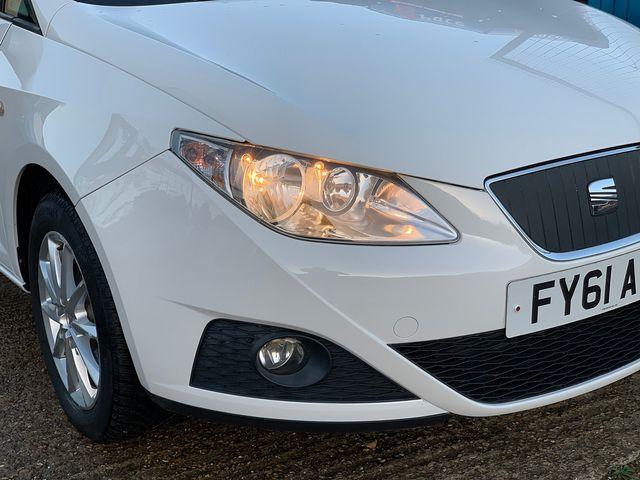 SEAT Ibiza SC 1.2 TDI CR 75PS Ecomotive SE Copa (2011) for sale  in Peterborough, Cambridgeshire | Autobay Cars - Picture 8