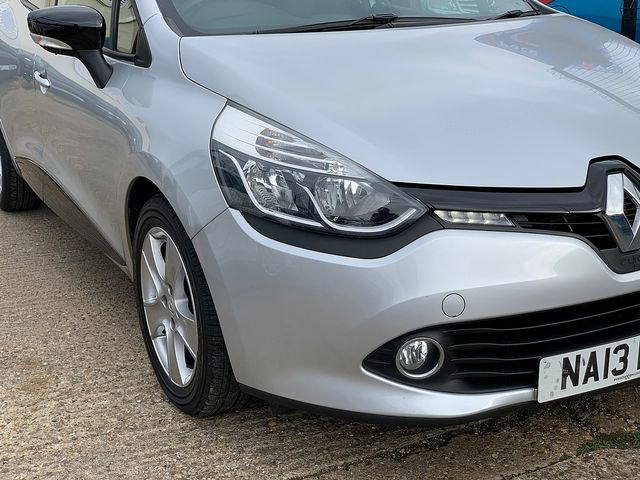 RENAULT Clio Dynamique MediaNav dCi 90 S&S (2013) for sale  in Peterborough, Cambridgeshire | Autobay Cars - Picture 7