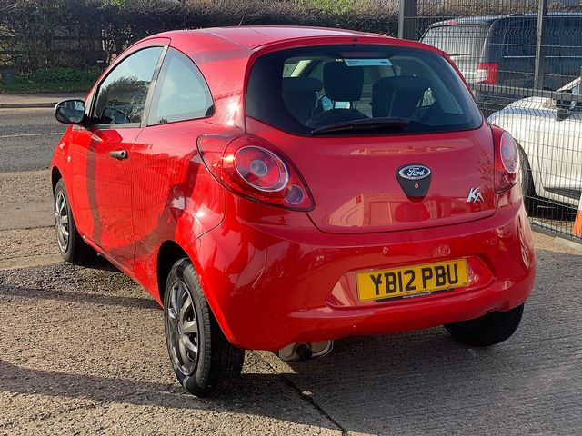 FORD Ka Studio 1.2 69PS (2012) for sale  in Peterborough, Cambridgeshire | Autobay Cars - Picture 4