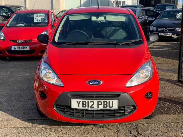 FORD Ka Studio 1.2 69PS (2012) for sale  in Peterborough, Cambridgeshire | Autobay Cars - Picture 9