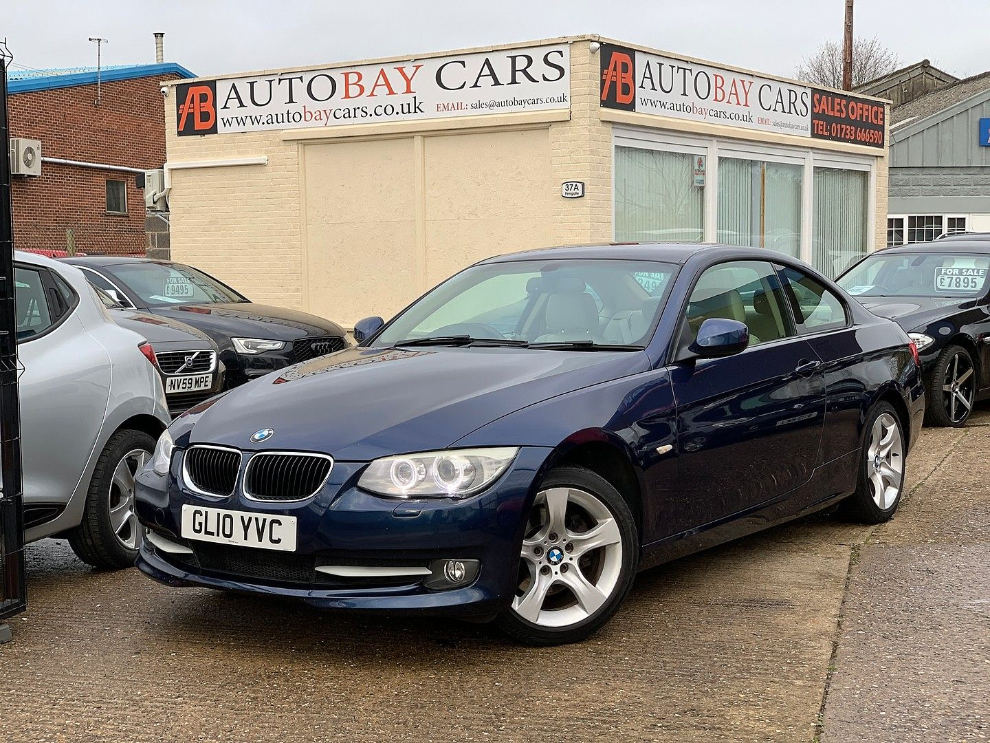 BMW3 Series320d SE for sale
