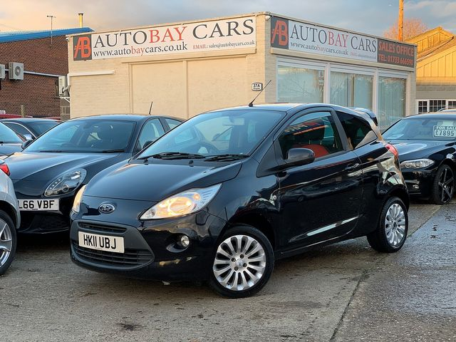 FORD Ka Zetec 1.2 69PS (2011) for sale  in Peterborough, Cambridgeshire | Autobay Cars - Picture 1