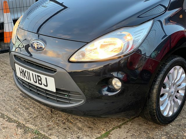 FORD Ka Zetec 1.2 69PS (2011) for sale  in Peterborough, Cambridgeshire | Autobay Cars - Picture 8