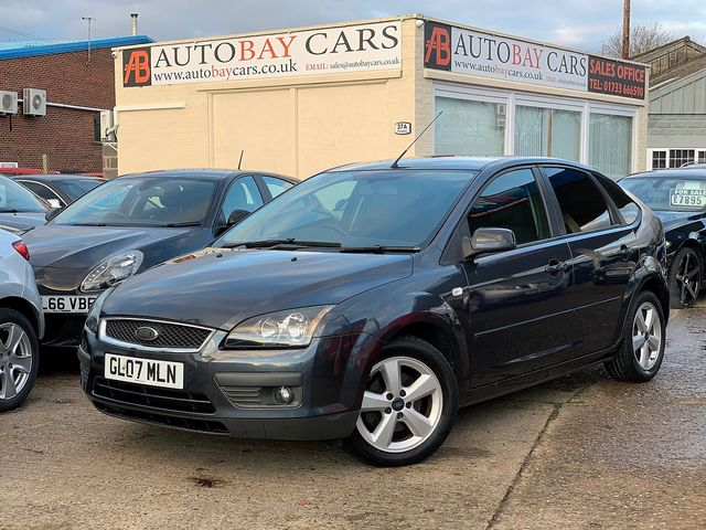 FORD Focus 1.6 Ti-VCT Zetec Climate (2007) for sale  in Peterborough, Cambridgeshire | Autobay Cars - Picture 1