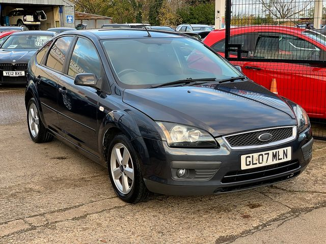 FORD Focus 1.6 Ti-VCT Zetec Climate (2007) for sale  in Peterborough, Cambridgeshire | Autobay Cars - Picture 2