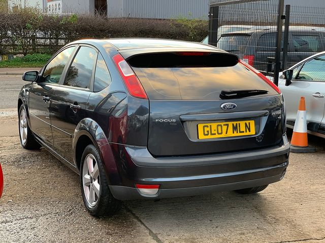 FORD Focus 1.6 Ti-VCT Zetec Climate (2007) for sale  in Peterborough, Cambridgeshire | Autobay Cars - Picture 4
