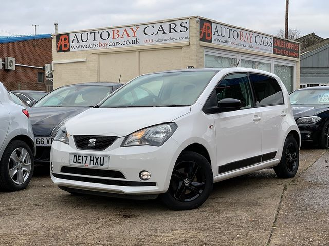 SEAT Mii Design Mii 12V 60PS (2017) for sale  in Peterborough, Cambridgeshire | Autobay Cars - Picture 1