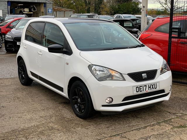 SEAT Mii Design Mii 12V 60PS (2017) for sale  in Peterborough, Cambridgeshire | Autobay Cars - Picture 2