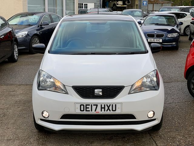 SEAT Mii Design Mii 12V 60PS (2017) for sale  in Peterborough, Cambridgeshire | Autobay Cars - Picture 9