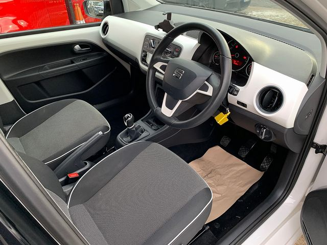 SEAT Mii Design Mii 12V 60PS (2017) for sale  in Peterborough, Cambridgeshire | Autobay Cars - Picture 16