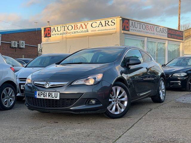 VAUXHALL Astra GTC SRi 1.6 16v Turbo 180PS (2012) for sale  in Peterborough, Cambridgeshire | Autobay Cars - Picture 1