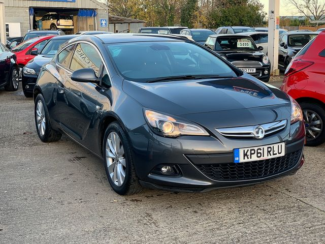 VAUXHALL Astra GTC SRi 1.6 16v Turbo 180PS (2012) for sale  in Peterborough, Cambridgeshire | Autobay Cars - Picture 2