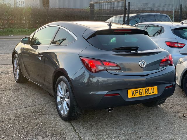 VAUXHALL Astra GTC SRi 1.6 16v Turbo 180PS (2012) for sale  in Peterborough, Cambridgeshire | Autobay Cars - Picture 4