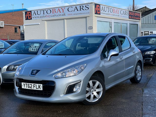 PEUGEOT 308 Active HDi 92 (2012) for sale  in Peterborough, Cambridgeshire | Autobay Cars - Picture 1