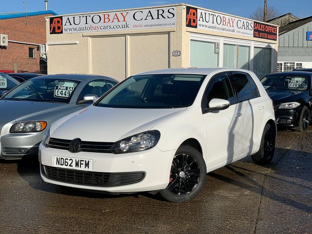 VOLKSWAGEN Golf Match TDI 1.6 105 PS Final Edition (2013) for sale  in Peterborough, Cambridgeshire | Autobay Cars - Picture 1